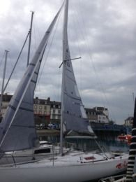 Charter Sailboat Beneteau First Class Huit Port-Louis