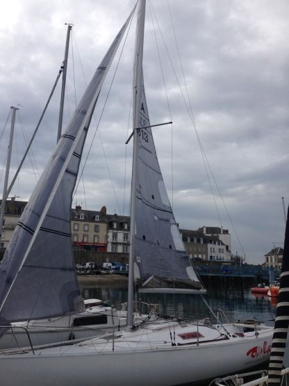 Location Voilier Beneteau First Class Huit Port-Louis