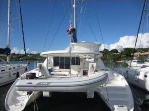 Leopard 46 in Saint Vincent and the Grenadines for hire