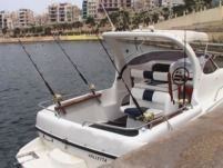 Fishing Boat 26Ft in Malta for hire