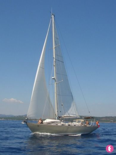 Cheoy Lee Offshore 47 in Grimaud peer-to-peer