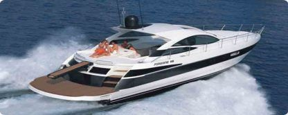 Rental Motorboat Pershing Open Sport Mykonos