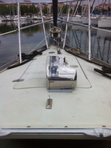 Sailboat Dufour Dufour 29 for hire