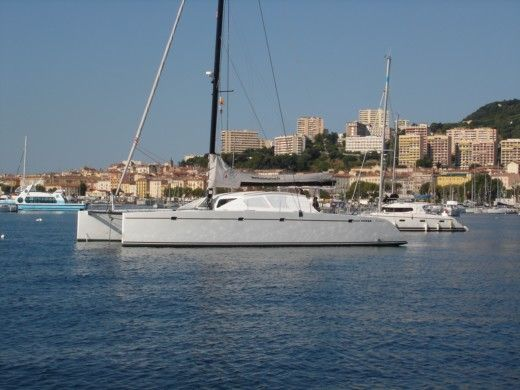 Catamarano Ab Marine Eclipse 602 tra privati