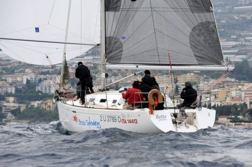 Beneteau First 36.7 a Sanremo