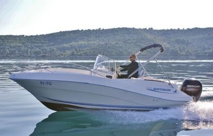 Charter Motorboat Quicksilver 635 Commander Trogir
