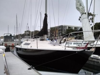 Rental Sailboat Beneteau 1982 Los Angeles
