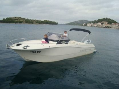 Miete Motorboot Pacific Craft Atlantic 730 Sun Cruiser Tribunj