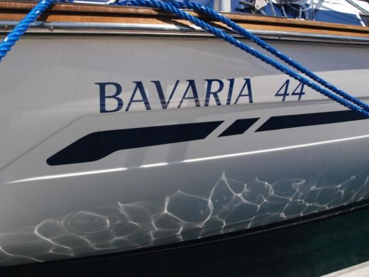 Sailboat BAVARIA 44 for hire