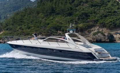 Rental Motorboat Princess V55 Zakinthos