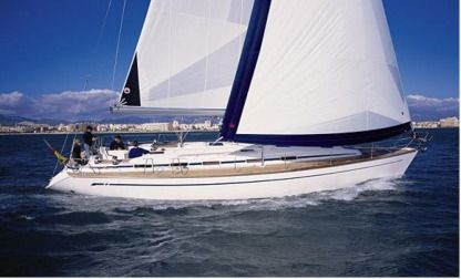 Charter Sailboat Bavaria 49 Corfu