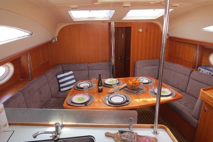 Charter Sailboat ELAN Impression 434 Antibes