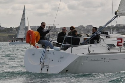 Location Voilier BENETEAU FIRST 33.7 Granville