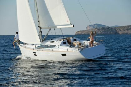 Hire Sailboat ELAN 40 Impression JANINA Primošten