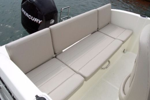 Motorboat Quicksilver Activ 555 for hire
