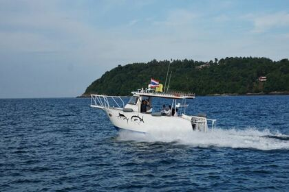 Hire Motorboat Custom Local sport fisher L Phuket