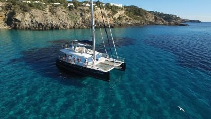 Location Catamaran Sunreef Yachts 62 Ibiza