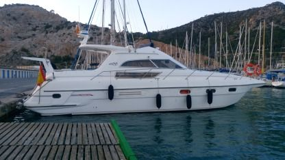 Charter Motorboat Sealiner 450 Costa brava