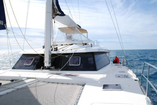 Catamarán SUNREEF SUNREEF 60´ entre particulares