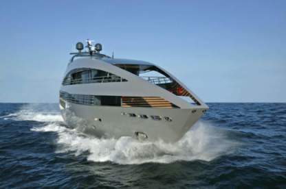 Miete Motorboot Rodriguez Cantieri Navali Luxury Motor Yacht Cannes