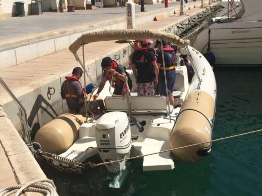 Zodiac 750 Club in Malta peer-to-peer