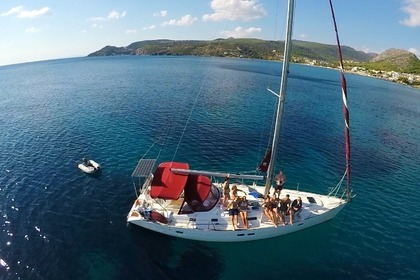 Rental Sailboat BENETEAU OCEANIS 411 CLIPPER Athens