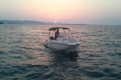 Rental Motorboat QUICKSILVER ACTIV 555 OPEN Biograd na Moru