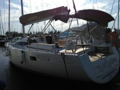 Rental Sailboat Elan 50 Impression Capo d'Orlando