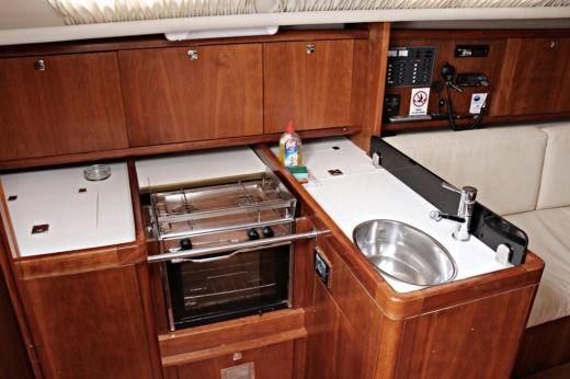 Voilier Y Yachts Eminence 40 entre particuliers