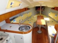 Sailboat Jeanneau Sun Way 25