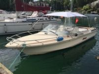 Charter motorboat in Nyon