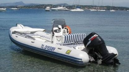 Rental RIB Zodiac Medline 2 Orebić