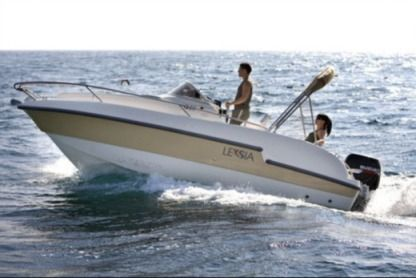Charter Motorboat Lexsia Boats Xs 20 Nice