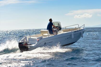 Hire Motorboat Allegra All 19 Open Novalja