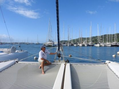 Location Catamaran Lagoon 410 S2 Le Marin