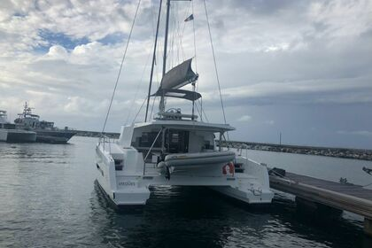 Charter Catamaran Catana Bali 4.5 with watermaker & A/C - PLUS Miami