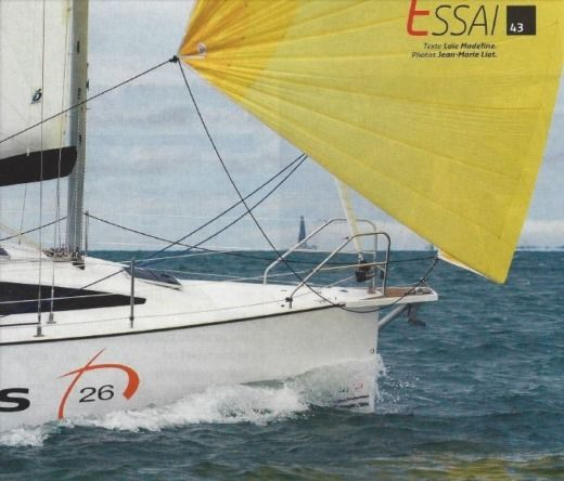 Sailboat NORTHMAN Maxus 26 for hire