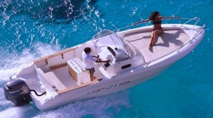 Rental Motorboat Capelli Cap 21 Wa Fort-de-France Bay