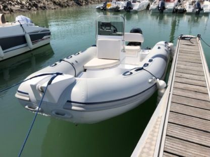 Location Semi-rigide Tiger Marine 480 Sl La Rochelle