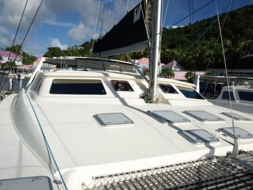 Voyage Yachts 500 in British Virgin Islands for rental