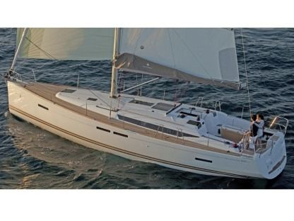 Rental Sailboat Jeanneau Sun Odyssey 439 Radazul