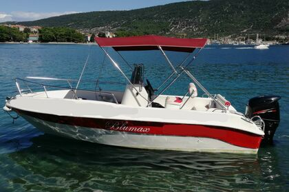 Rental Motorboat Tancredi Nautica Sciacca Blumax 19 open Province of Agrigento