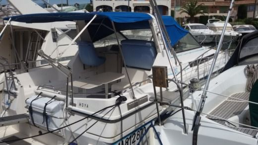 Motorboat CNA Arcoa 975 peer-to-peer