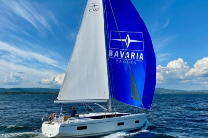 Rental Sailboat Bavaria Cruiser 42 Preveza