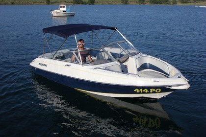 Miete Motorboot Four Winns Horizon 180 Poreč