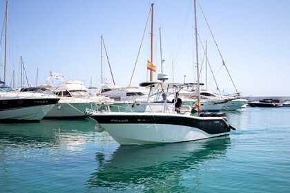 Hire Motorboat sea fox 256cc Moraira