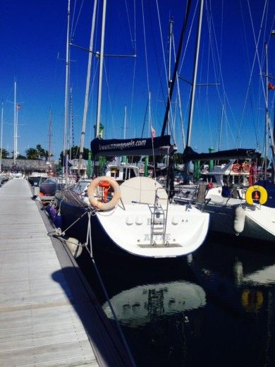 Beneteau First 40.7 in Fontarrabie, Guipuscoa peer-to-peer