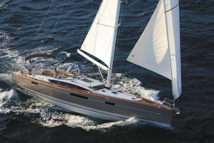 Hire Sailboat JEANNEAU 57 Keramoti