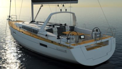 Rental Sailboat Beneteau Oceanis 41 Leeward Islands