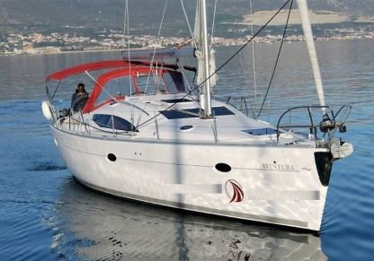 Charter Sailboat Elan 434 Impression Split